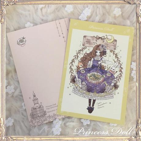 【Princess Doll】TTEわたつもポストカード