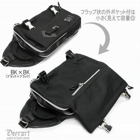 【Deorart】ナイロン カジュアル フルボディバッグ(BY3509)