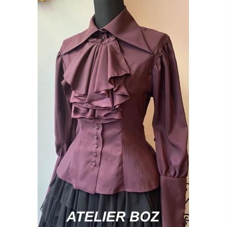 【ATELIER BOZ】ミストレス ブラウス/BZ7212