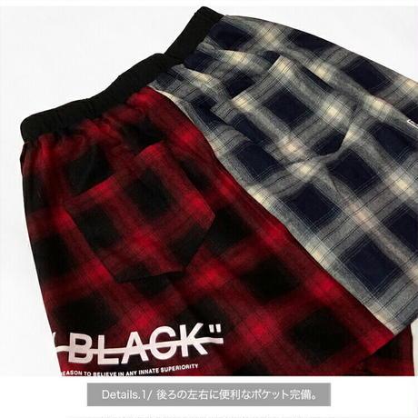 【JURY BLACK 】LOGO×CODEフェイク巻きスカート(12073261001)