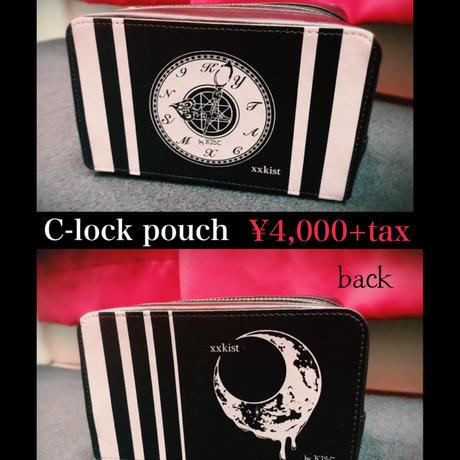 【xxkist】 C-lock pouch