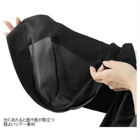 【Deorart】 [透け感 シアー素材] ジップアップライトパーカー (ネコモドキBUB)(DRT-2576)