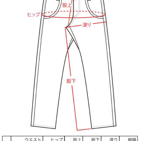 【SEXPOTReVeNGe】HAZY ROSE BICOLOR フレア パンツ【SC01155】