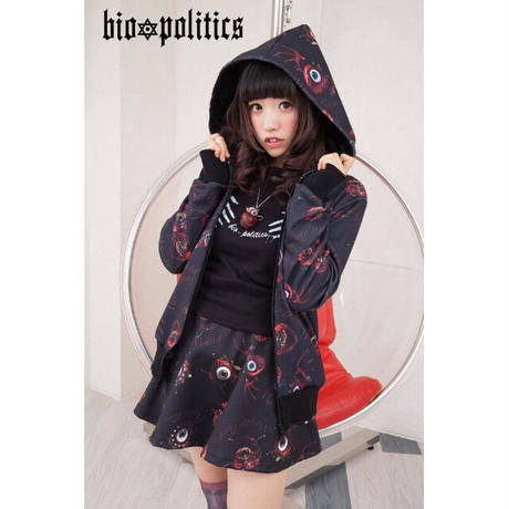 【bio・politics】モンスター★ベリーパーカー(ショート)