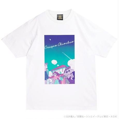 【LISTEN FLAVOR】野原家ビッグTシャツ(CRSC-0001)