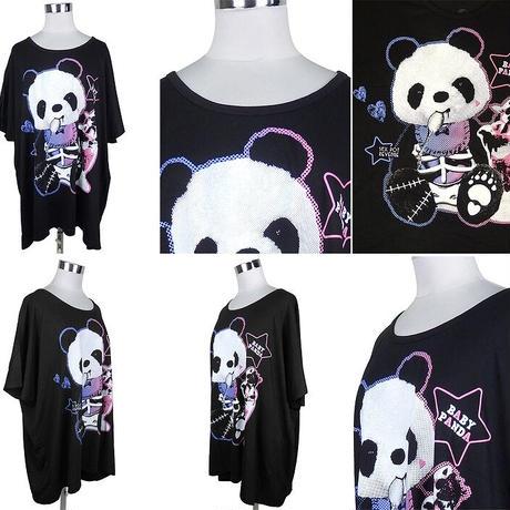 【SEXPOTReVeNGe】BABY PANDA BIG SQUARE カットソー【SA68764】