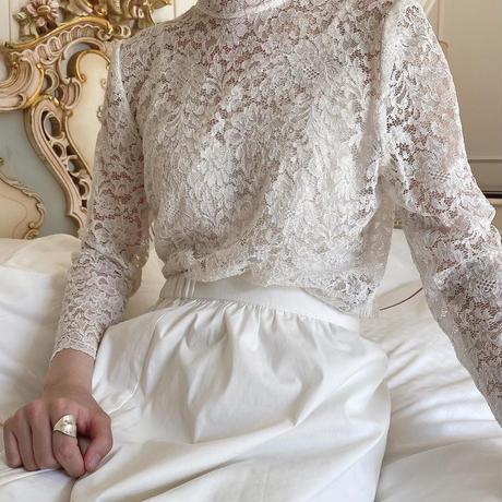 vintage lace tops -FA393-