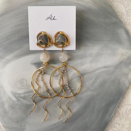 handmade  earring -640-