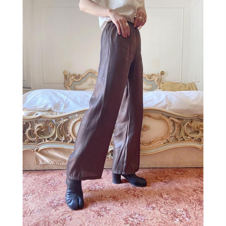 sheer pants -FA400-