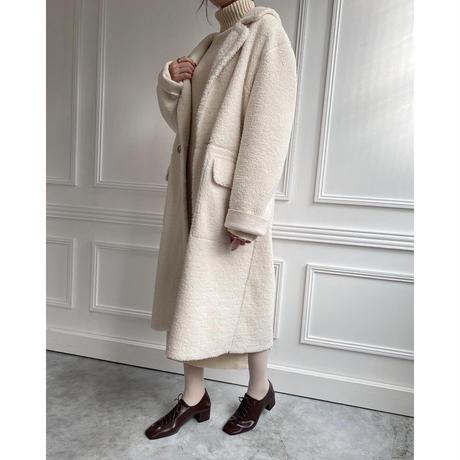 Acka original  reversible boa coat
