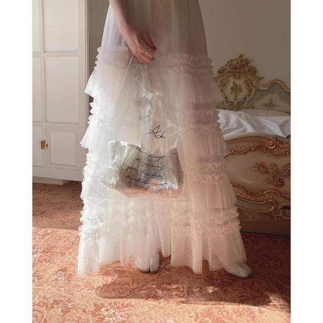 Acka original clear tote bag