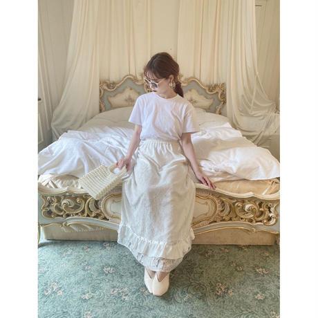 Acka original lace skirt -FA398-