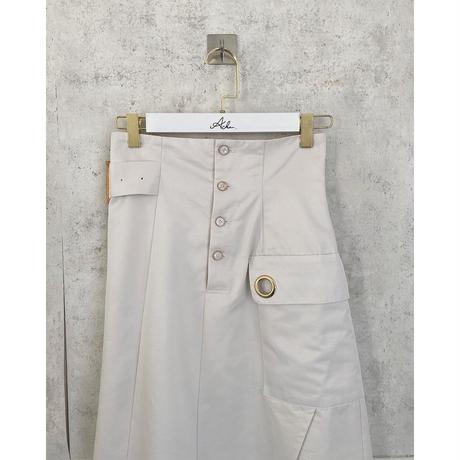 Acka original lace layered skirt -FA480-