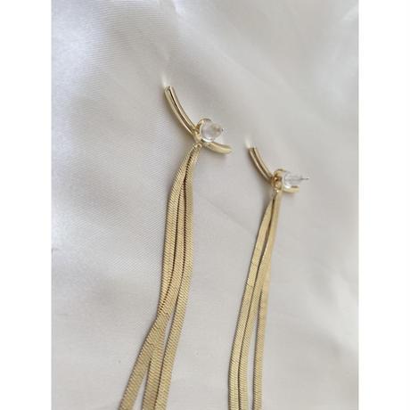 snake chain pierce