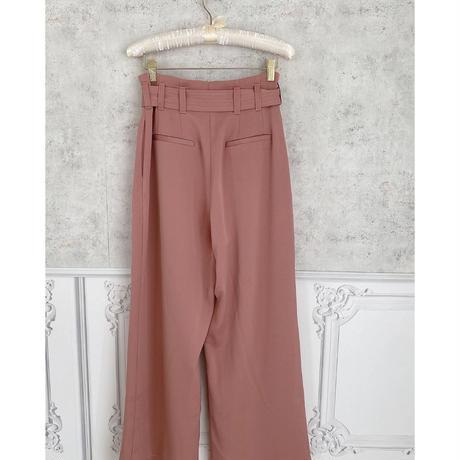 Acka original belt slacks