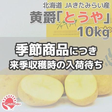 北見黄爵「とうや」 10kg【北海道 JAきたみらい産】