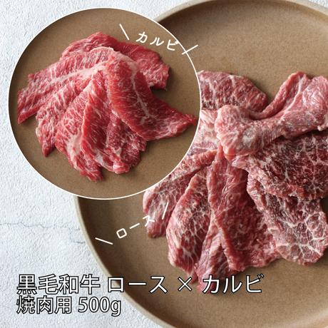 焼肉セット 黒毛和牛500g