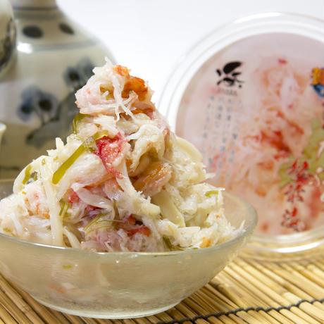 ■三味一体■ 稲場魚介苑 活蟹専門店が造る「かにたっぷり5点セット」
