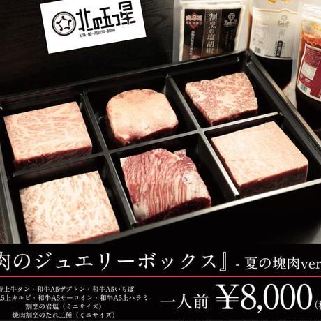 肉のジュエリーボックス~夏の塊肉ver~