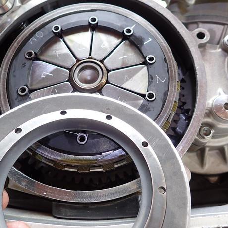 バイクパーツ加工 GASGAS JTG TRS 17以降Sherco 17以降Scorpa Vertigoクラッチチューニング