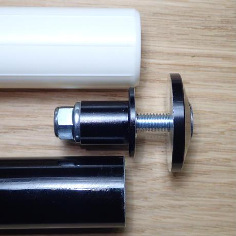 強化グリップエンド(新型 供回り式 インナーガイド付き)