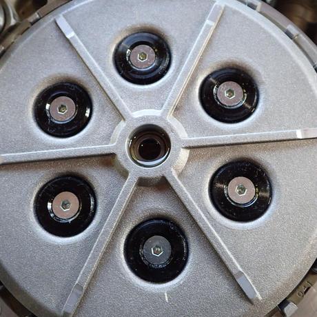 Shercoエンジン用クラッチリテーナー(Sherco ST.SCORPA TWENTY両車共2016モデルまで)