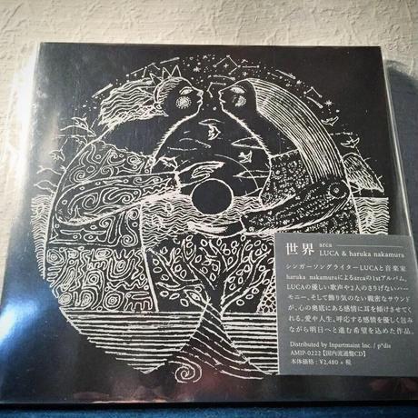 世界  /  arca(LUCA & haruka nakamura)