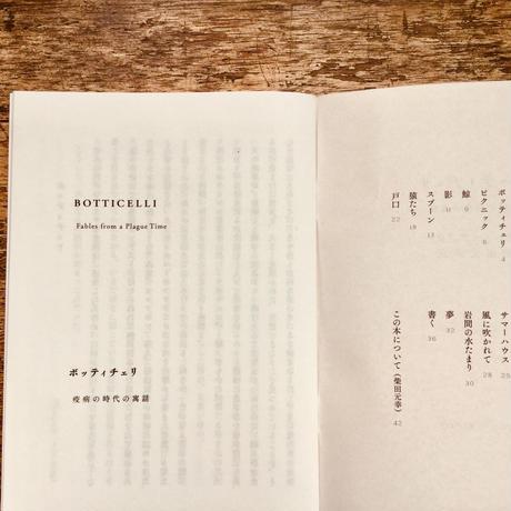 ボッティチェリ 疫病の時代の寓話/バリー・ユアグロー