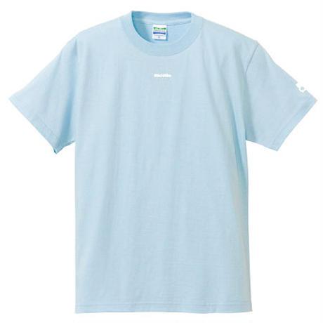 KitchHikeロゴ入りカラーTシャツ: ラムネ