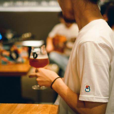 FOOD Tシャツ: BEER