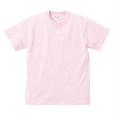 KitchHikeロゴ入りカラーTシャツ: ももムース