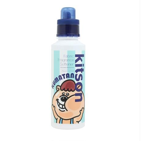 kitson×kumatan Fabric Fragrance Softener (600ml) <キットソン×クマタンコラボ  ファブリックフレグランスソフナー> アクアコットンの香り