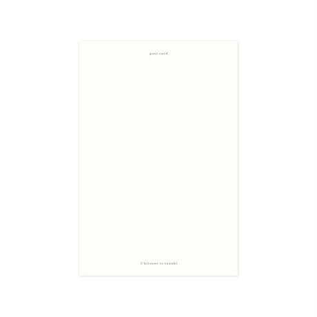 【4枚セット】ポストカードアソート / CARD SET