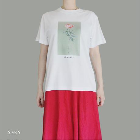 La pivoine Tシャツ