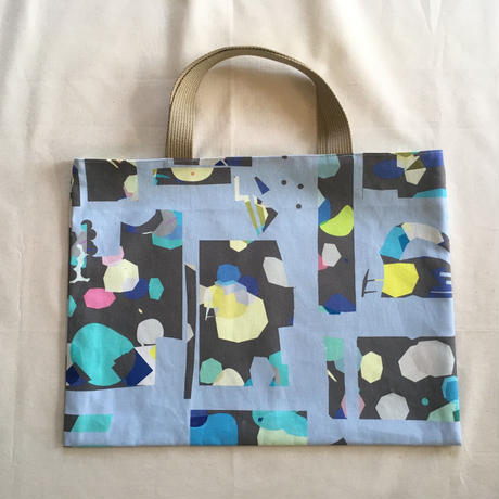 レッスンBAG(TSUMIKI・BLUE)