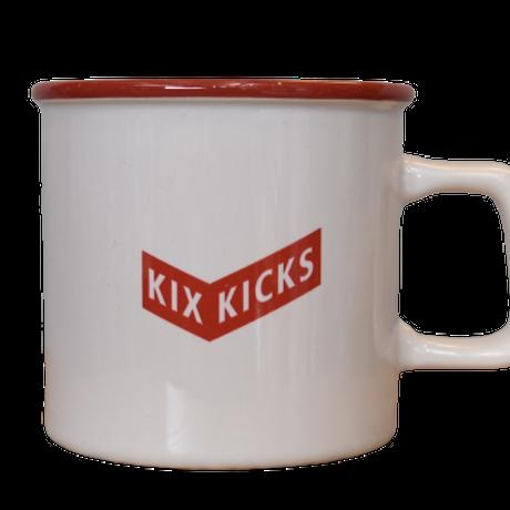 KIX KICKS x REC・A  『Coffee Cup』