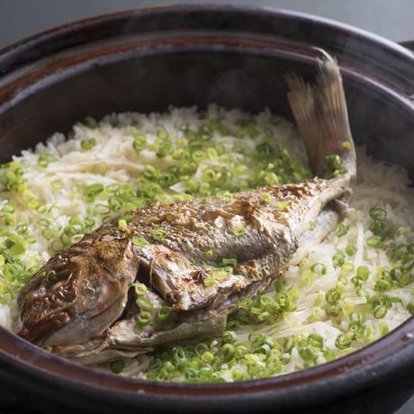 きよみず名物 尾頭付き天然祝い鯛飯セット5~6人前