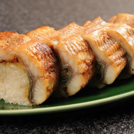 浜名湖産 肉厚うなぎ棒寿司  特大サイズ 1本 約20貫