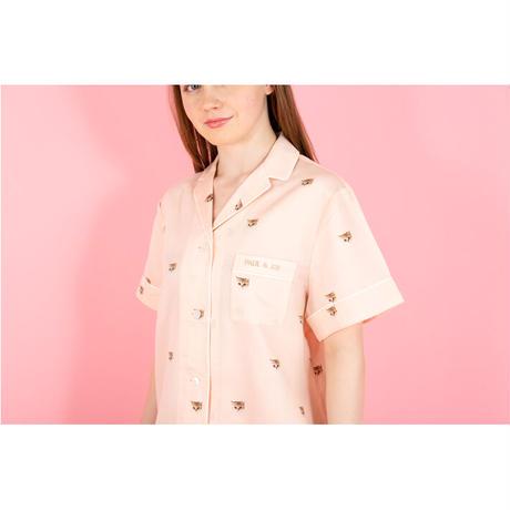 ヌネット ショートスリーブシャツ セットアップ&きんちゃくSET PJR122-02102