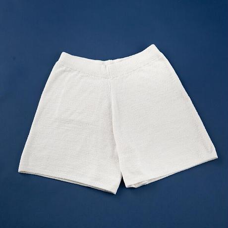 ふんわりニット ショートパンツ 大人の遊びゴコロを  PJR142-03228 ※パンツのみ