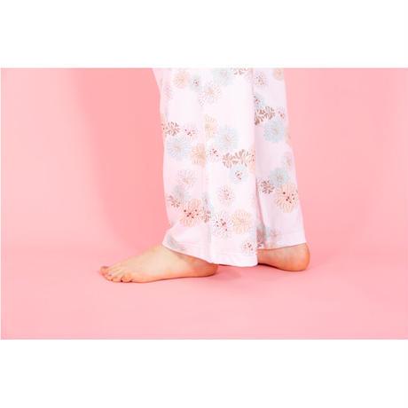 【SALE】クリザンテーム フレアーパンツ PJR120-02228