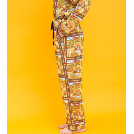 カントリーベア 2021AWコレクション 綿ベアテン ロングパンツ  PJR189-13227 ※ボトムスのみ