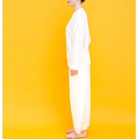 プチ プザン(小さなひよこ) 2021AWコレクション ふんわりニット トップス ※トップスのみ PJR192-13225