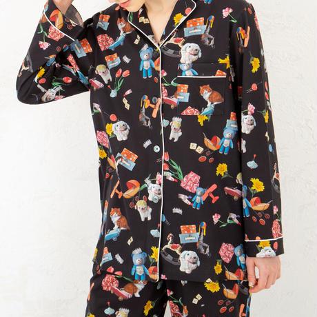 おもちゃ ロングスリーブシャツ ニットトップス  PJR134-03225 ※トップスのみ