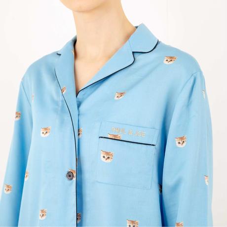 ヌネット ロングスリーブシャツ PJR100-01100 セットアップ&きんちゃくSET 大好きなヌネットと一緒に。