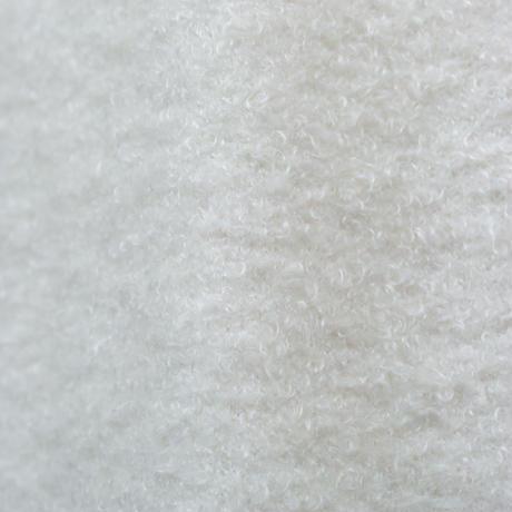 ふわふわニットロゴジャガード プルオーバー PJR106-01225