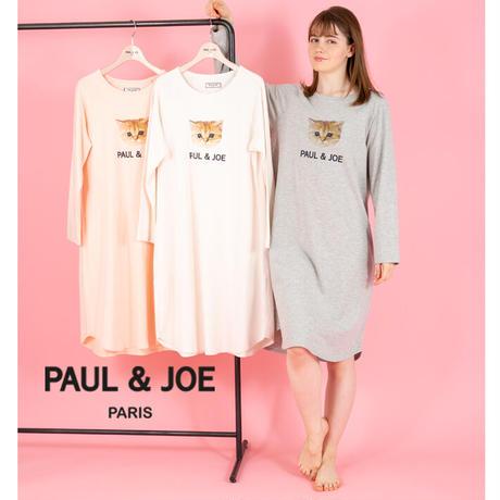 ヌネット&ロゴ ワンピース PJR104-01210 キュートなヌネットにみつめられたい!