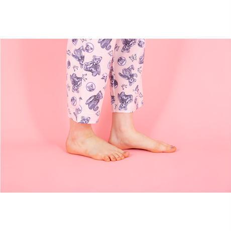 【SALE】マイスウィート テディベア 2021SSコレクション 8分丈パンツ  PJR175-12228 ※パンツのみ