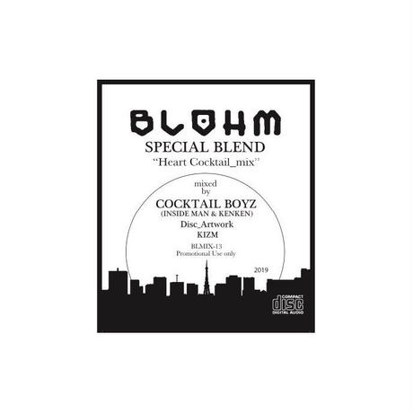 "Cocktail Boyz / BLOHM SPECIAL BLEND ""Heart Cocktail Mix"" / CD"