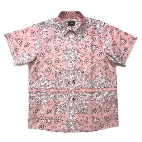 Planetus_Island party shirts / Salmon pink
